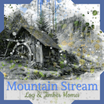 Mountain Stream Log & Timber Homes